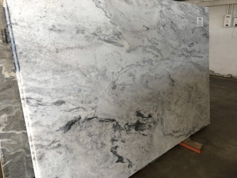 MARBLE CRYSTAL LEATHER